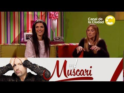 Gladys Florimonte y María Socas en Muy Muscari - programa 5