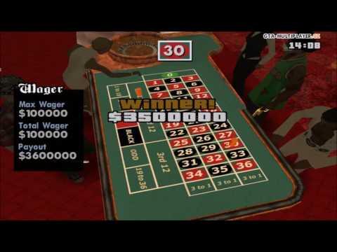 Gambler's life.
