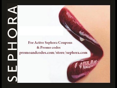 Sephora | sephora coupons, sephora promo code - YouTube