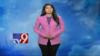 Weather Report 16 01 20017 TV9
