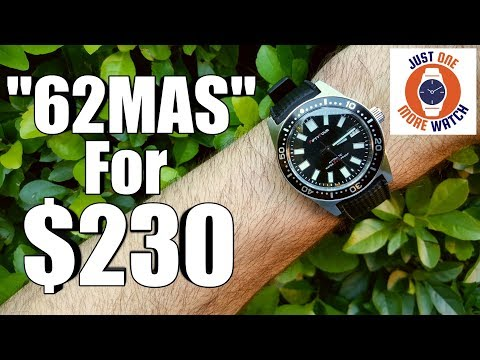 62x54=230?! 62MAS Homage - Review and Uncle Seiko Fashion Show!