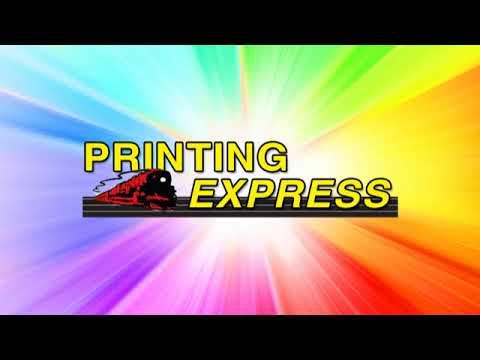 Custom business cards new york city ny printing express youtube custom business cards new york city ny printing express reheart Images