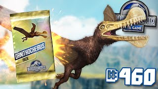The Best Episode I've ever recorded!!! || Jurassic World - The Game - Ep 460 HD