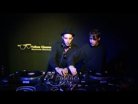 Fredy & D'Joseph - Yellow Glasses Electronic Sessions