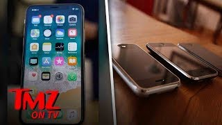 Apple Admits They Slow Down Old iPhones! | TMZ TV