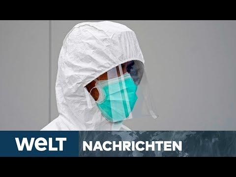 WELT CORONA-NEWS-STREAM: Deutschland