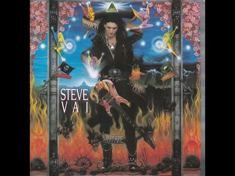 STEVE VAI - The Audience Is Listening