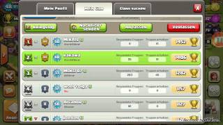 Let's play clash of clans wie man wenig Elexir hat