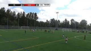 Women's Soccer - Everett CC vs Peninsula College