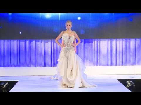 Ania G. Couture - Melbourne Bride Wedding Expo - June 2015