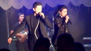 "Lâm Nhật Tiến+Nguyễn Hồng Nhung in Holland Noel 2015 [46/53]  ""Let's Twist Again"""