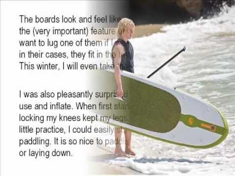 Sevylor Samoa Standup Inflatable Paddleboard Review