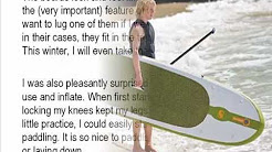 Sevylor Samoa Standup Inflatable Paddleboard Review
