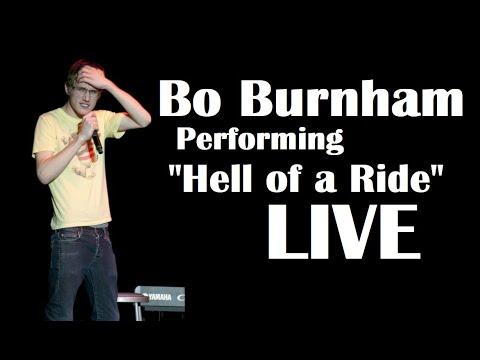 Hell of a Ride w/ Lyrics - Bo Burnham - what - YouTube