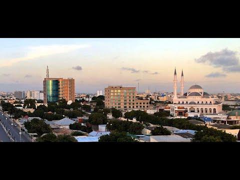 Mogadishu Capital City of Somalia 2020