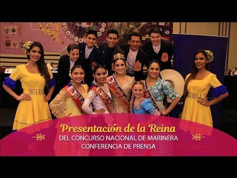 57 Avo. Festival de Marinera Trujillo 2017 | Conferencia de Prensa | MiMarinera.com