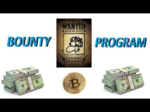 What is a Crypto Bounty program - Simply explained #2