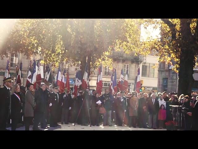 11 novembre 2018 à Limoges