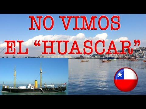DONDE ESTA EL HUASCAR? ... PERUANO EN CHILE | KCEXP