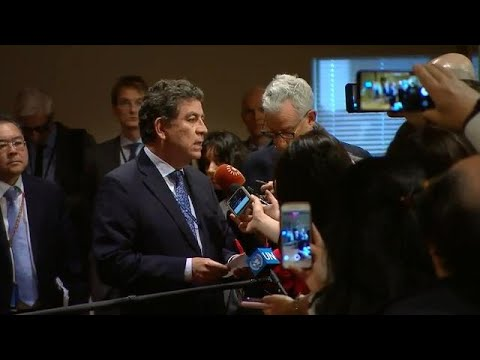 Peru on the Situation in the Middle East (Syria) - Media Stakeout (10 April 2018)