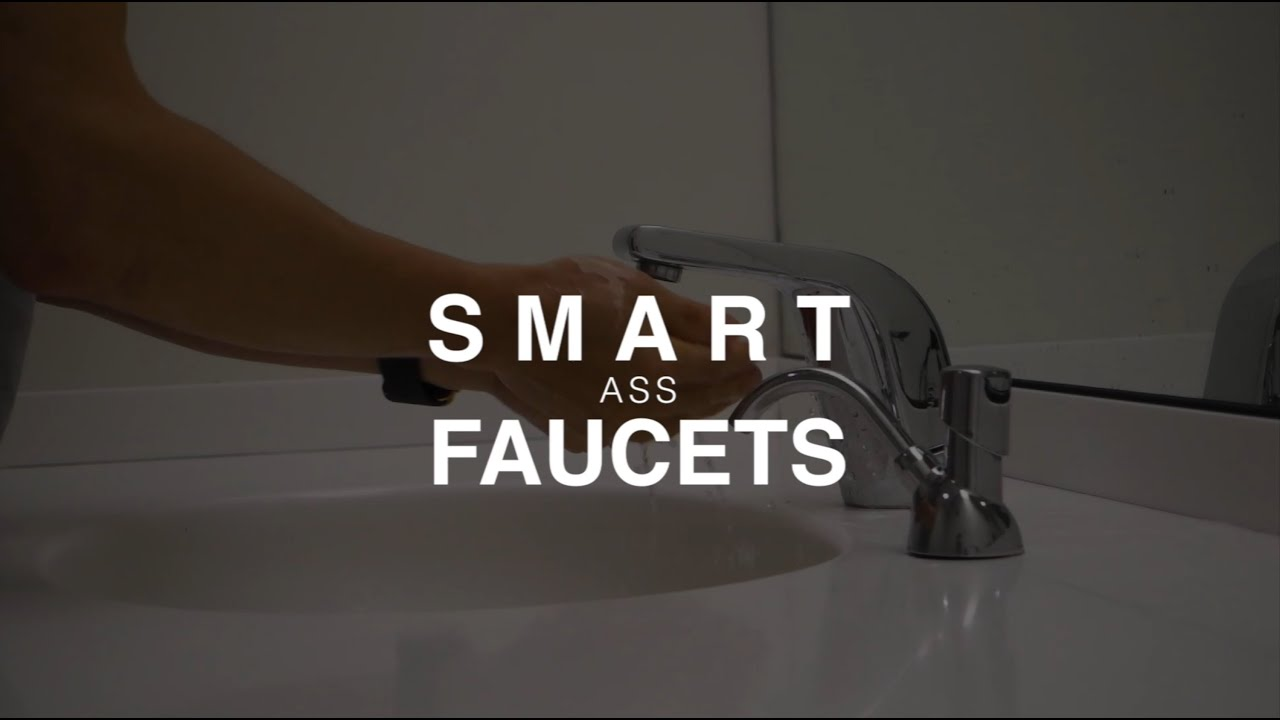 How to fix the automatic faucets - YouTube