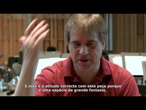 Maestro John Storgårds sobre o programa da Sinfónica de 01 Abril 2016