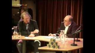 SPAM! Talkshow 8 november 2009, Rob Schoonen ED Kunst/Cultuur, Herman Pieter de Boer Gouden plaat