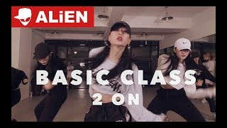 Tinashe - 2 on | 2018.04 basic best member euanflow choreography