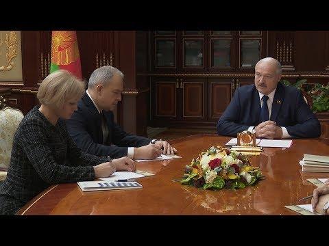 Лукашенко принял решение о назначении новых главы Администрации Президента и его заместителя