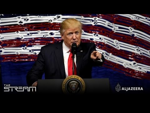 The Stream - Grading Trump's presidency: Part 1
