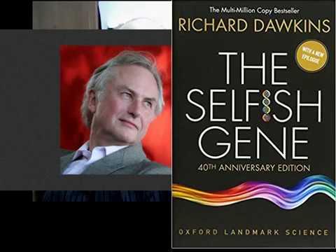 The Selfish Gene - Book Review, September 2017