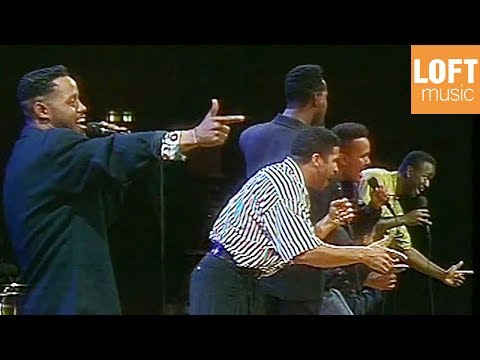 Take 6 - Mary | Live in Munich (1990)