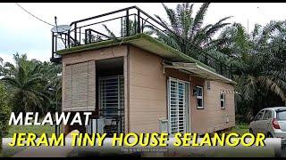 Jeram Tiny House. Inspirasi Bagi Rumah Kontena Malaysia & Indonesia. Living Big In A Tiny House.