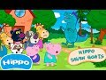 Hippo 🌼 Kids Broken Party 🌼 Cartoon game for kids