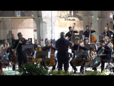 ConcertantCelli plays Nino Rota - Dir.  M° Cellaro