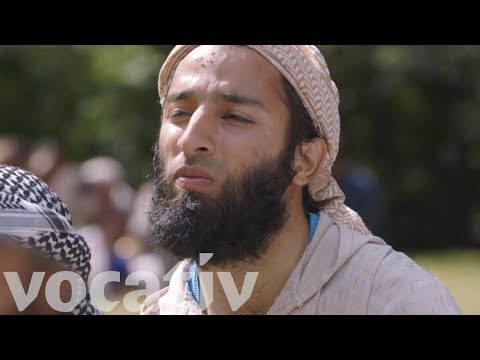 One Of The London Terrorists Appeared On National TV
