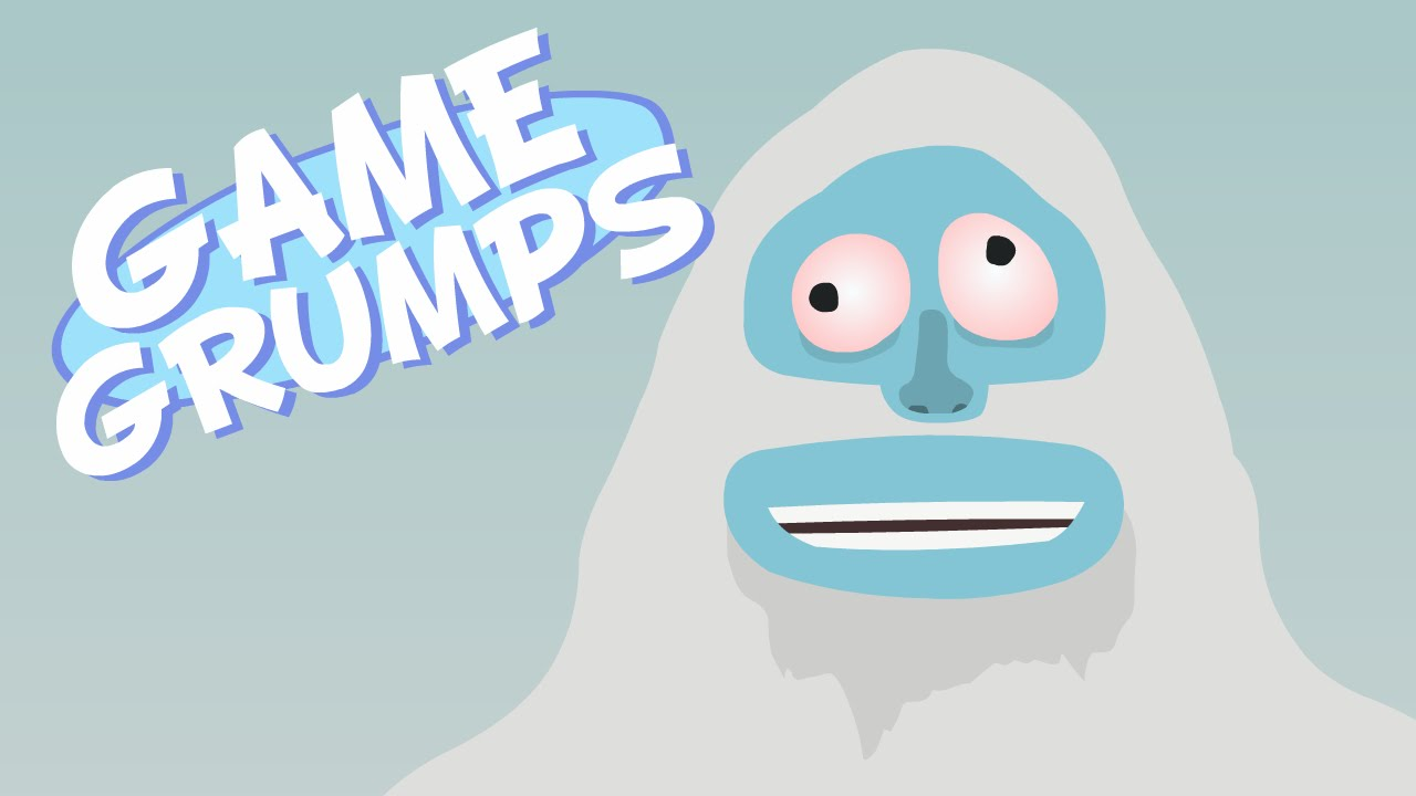 Game Grumps Animated: The Christmas Yeti - YouTube
