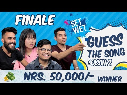 | GUESS THE SONG | Season 2 | Finale