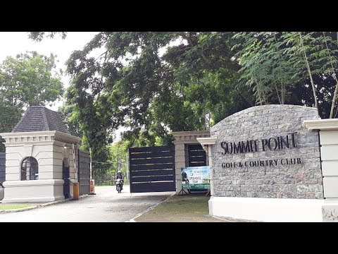 #SummitPoint #Golf & Residential Estate #Lipa #Batangas Actual Video