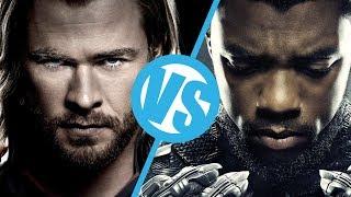 Black Panther VS Thor : Movie Feuds