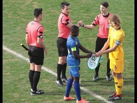 HIGHLIGHTS: SERENGETI BOYS 3-2 AUSTRALIA (UEFA ASSIST – 06/03/2019)