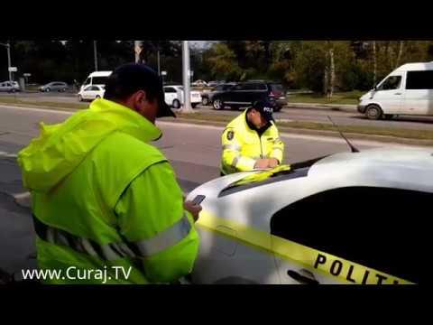 Poliţia parcă înjură cînd spune Hristos a înviat! - Curaj.TV