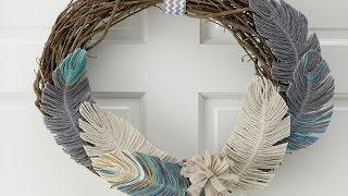 Yarn Feathers