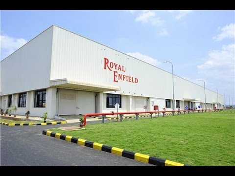 Royal Enfield Plant Visit | Feature | Autocar India - YouTube