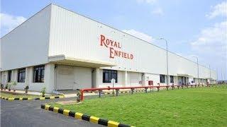 Royal Enfield Plant Visit   Feature   Autocar India thumbnail