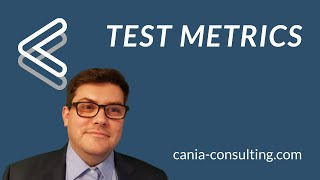 Introduction in Test metrics