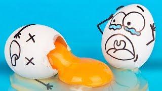 11 крутых лайфхаков с яйцами