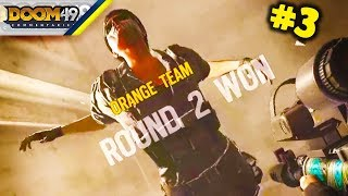 Tricky Claymore - Rainbow 6 Siege Funny Moments