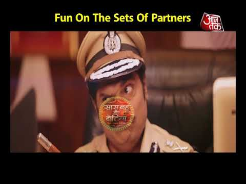 Fun On The Sets Of Sab TV's Partners!