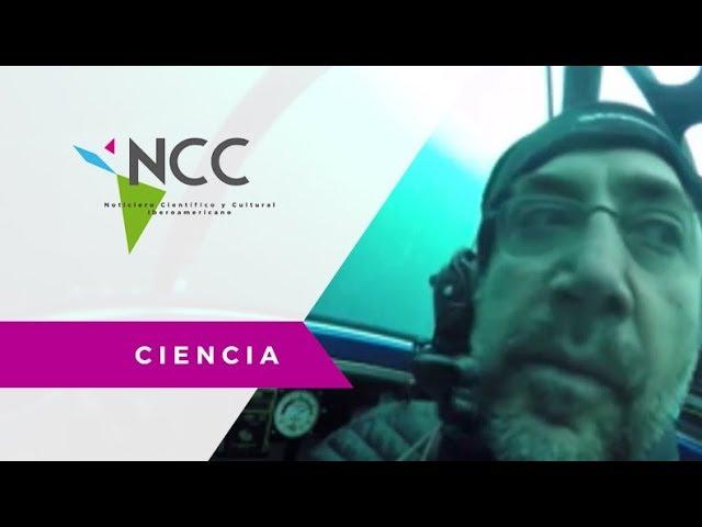 Javier Bardem se une a las causas de Greenpeace en Antártida